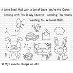 Cute Critters Stamp Set