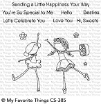 Sweet Besties Stamp Set