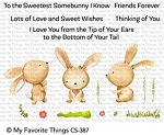 Sweetest Somebunny Stamp Set