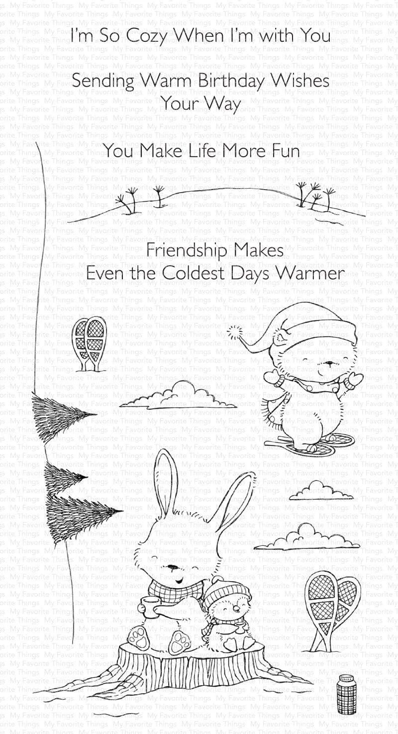 Frost-Loving Friends Stamp Set