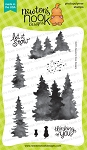 Whispering Pines Stamp Set