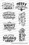 Ornamental Wishes Stamp Set