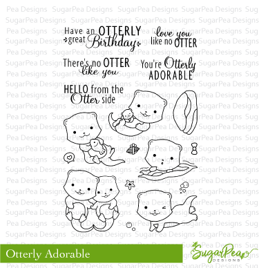 Otterly Adorable Stamp Set