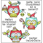 Happy Owl-i-days Stamp Set