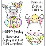 Easter Surprises Stamp Set