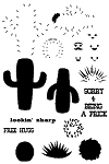 Prickly Happy Stamp Set