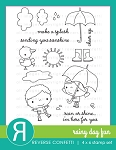 Rainy Day Fun Stamp Set