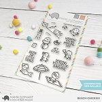 Beach Chickies Stamp Set