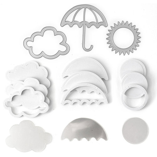 Shaker Shape Kit Spring
