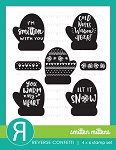 Smitten Mittens Stamp Set