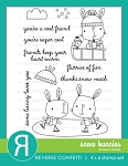 Snow Bunnies Stamp Set