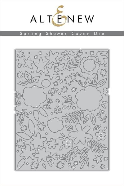 Spring Shower Cover Die