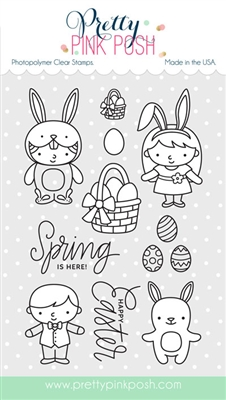 Easter Friends Stamp Set