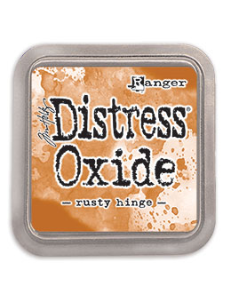 Distress Oxide Ink Pad Rusty Hinge