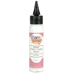 Dries Clear Glitter Glue Adhesive 2oz