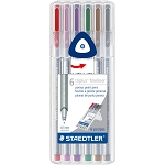 Triplus Fineliner Pen Set Nature