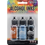 Alcohol Ink 3pk Miners Lantern