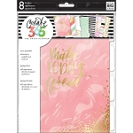Create 365 Planner Dividers Lovely Pastels
