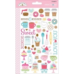 Cream & Sugar Mini Icons Stickers