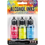 Alcohol Ink 3pk Dockside Picnic