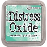 Distress Oxide Ink Pad Cracked Pistachio