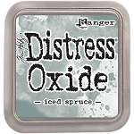 Distress Oxide Ink Pad Iced Spruce