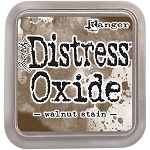Distress Oxide Ink Pad Walnut Stain