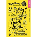 Big Day Stamp Set