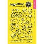 Toadally Stamp Set