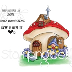 Gnome Home Stamp