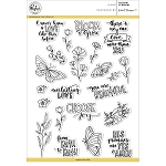 Bloom & Grow Stamp Set