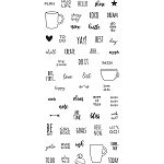 Carpe Diem Mug Life Stamp Set