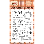Fall Break Thankful Stamp Set