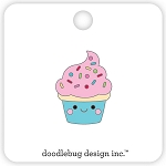 Cupcake Collectible Pin