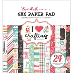 I Heart Crafting 6x6 Paper Pad
