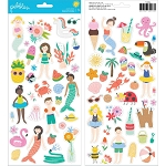 Oh Summertime Icons Stickers
