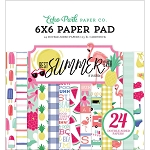 Best Summer Ever 6x6 Paper Pad