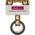 Let's Go on an Adventure Foxy Washi Tape