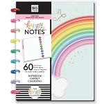 Live Life in Color Lined Notebook