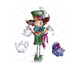 Oddball Mad Hatter Stamp Set