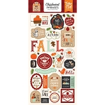 My Favorite Fall Phrases Chipboard