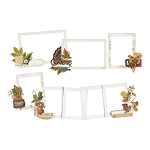 Autumn Splendor Layered Frames