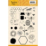 Buzzing Bees Stamp Set