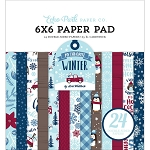 My Favorite Winter 6x6 Paper Pad