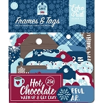 My Favorite Winter Frames & Tags Ephemera