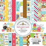 I Heart Travel 6x6 Paper Pad