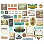 Happy Trails Tags & Frames