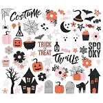 Happy Haunting Bits & Pieces
