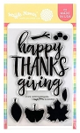Happy Thanksgiving Stamp Set