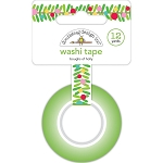 Christmas Magic Boughs of Holly Washi Tape